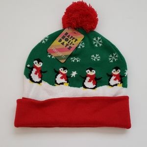 Forever 21 Holiday Beanie